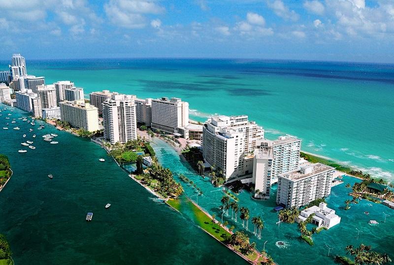 Miami Beach em Miami
