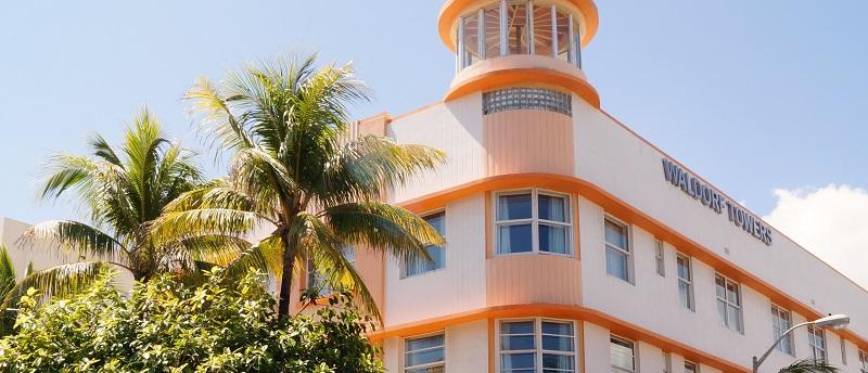 Waldorf Towers em Miami