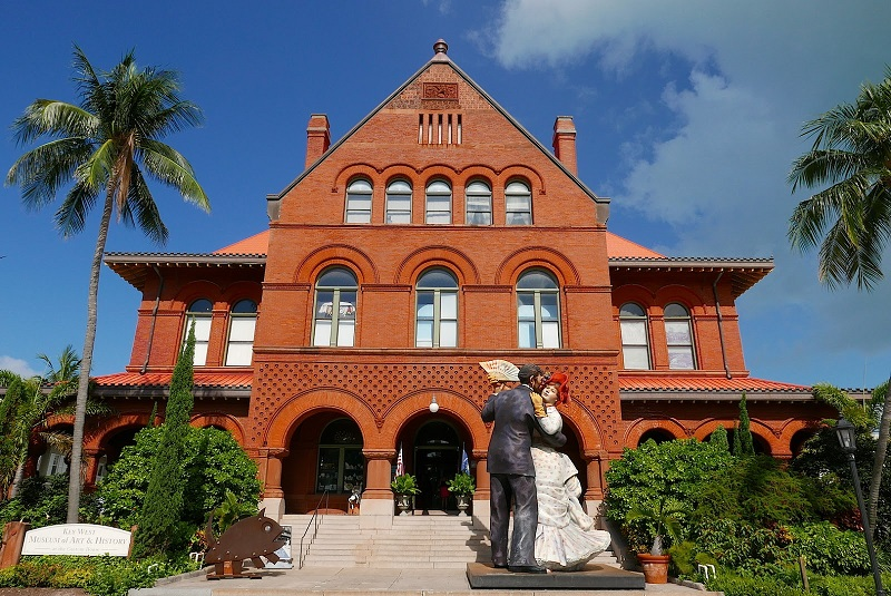 Custom House Museum em Key West