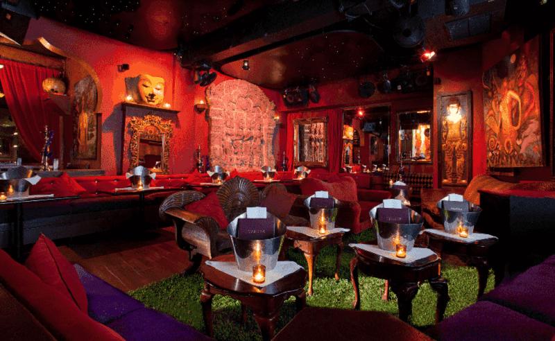 Destaques da vida noturna em Miami: Tantra Restaurant and Lounge