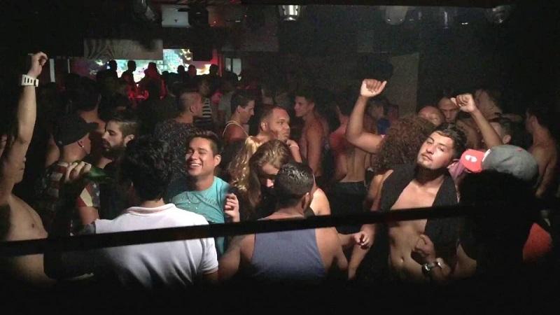 Destaques da vida noturna em Miami: Twist