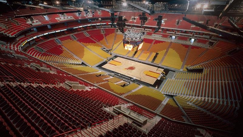 American Airlines Arena em Miami