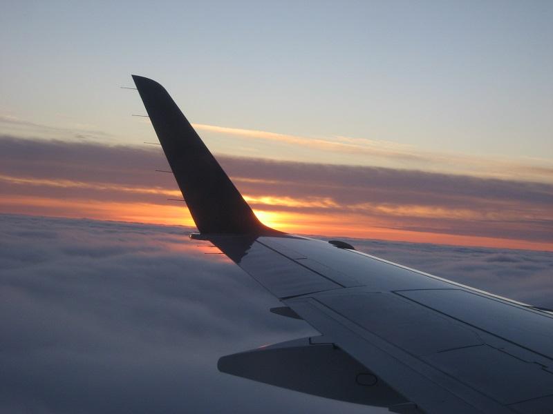Tempo de avião até Orlando