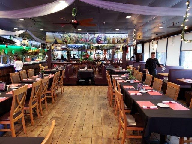 Restaurante brasileiro Café Mineiro em Orlando