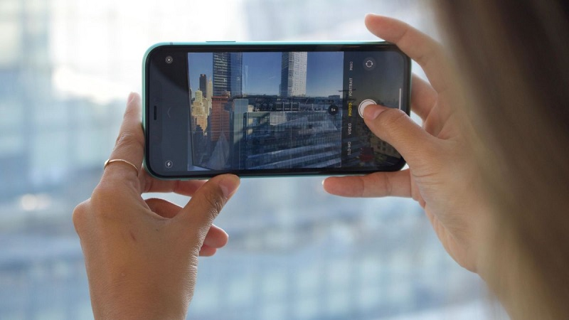 Câmera do iPhone 11
