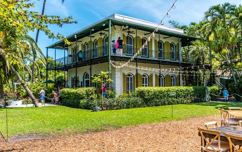 Casa de Hemingway em Key West
