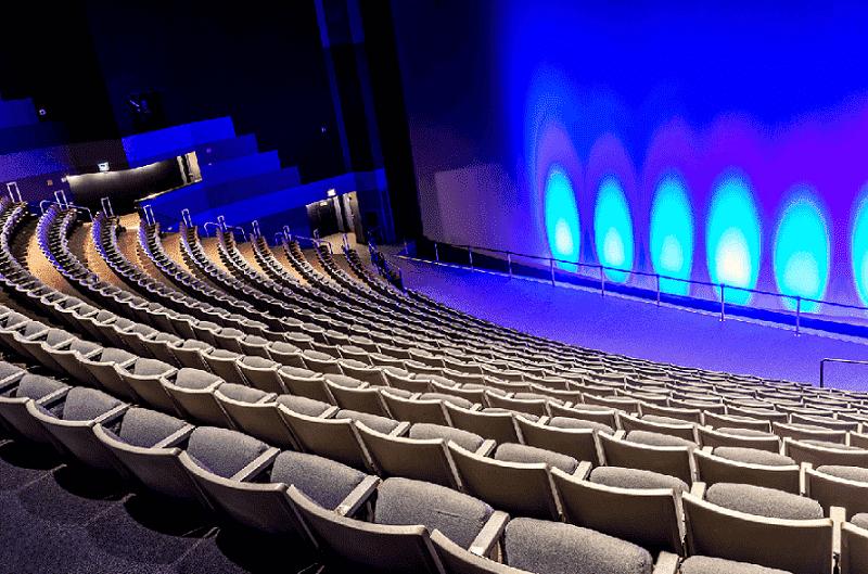 Cinema IMAX no Parque Kennedy Space Center em Orlando