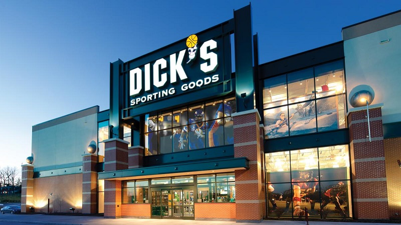 Loja Dick's no Shopping Florida Mall em Orlando