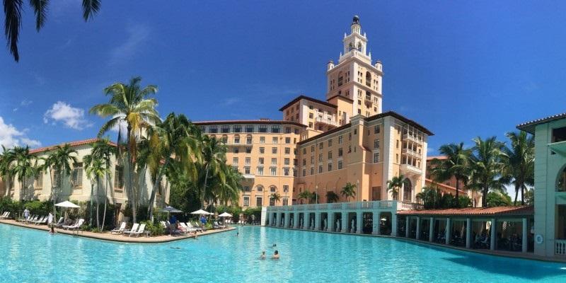 Hotel Biltmore em Coral Gables