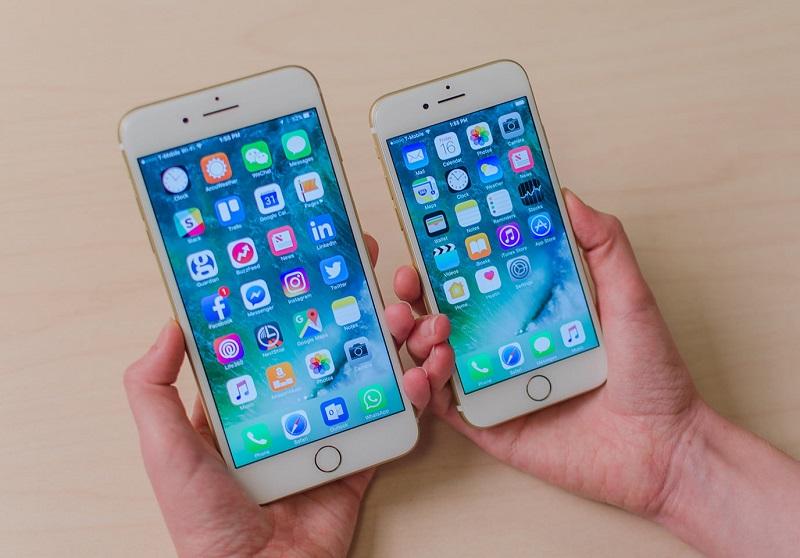 Diferenças entre iPhone 7 e iPhone 7 Plus