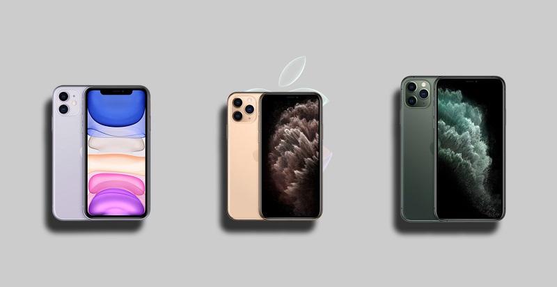Diferença iPhone 11, iPhone 11 Pro e iPhone 11 Pro Max