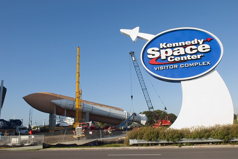 Centro Espacial da NASA em Orlando: Parque Kennedy Space Center