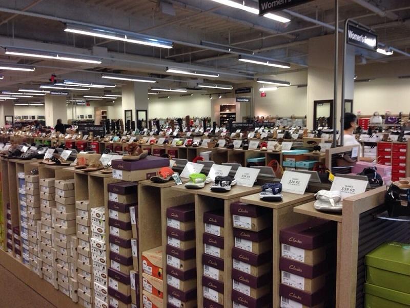 Comprar sapatos femininos na DSW em Miami
