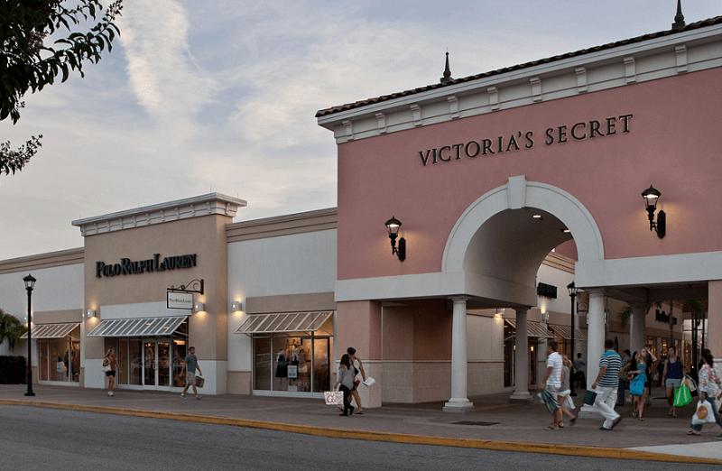 Lojas nos Outlets Premiums em Orlando