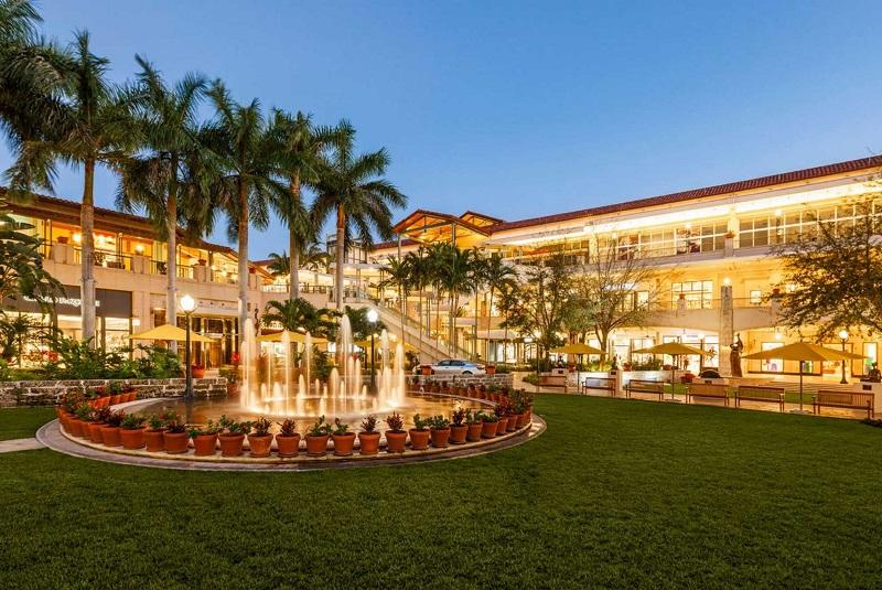 Shopping Village of Merrick Park para compras em Miami