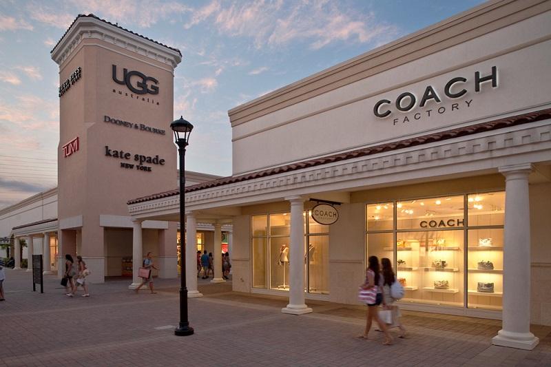 Lojas nos Outlets Premium em Orlando