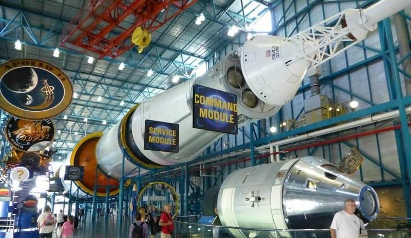 Centro Espacial da NASA em Orlando