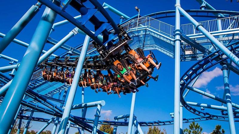Adrenalina no Legoland em Orlando