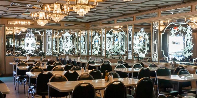 Miami para idosos: restaurantes