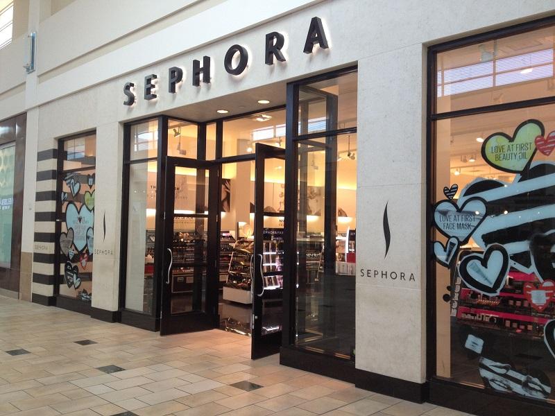 Loja Sephora no Shopping Florida Mall em Orlando