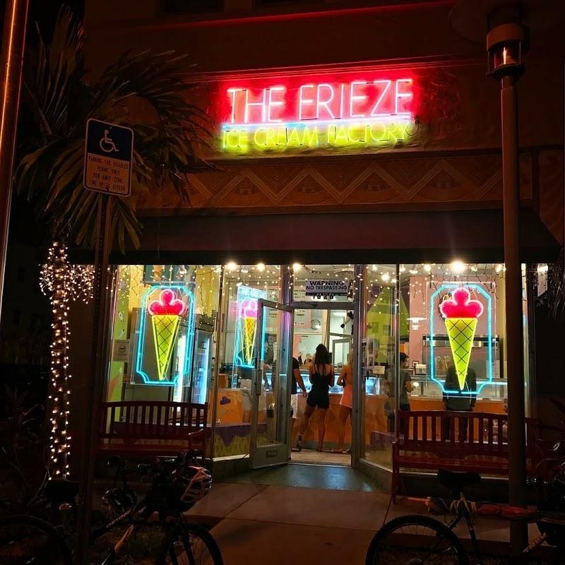 Sorveteria The Frieze Ice Cream Factory em Miami