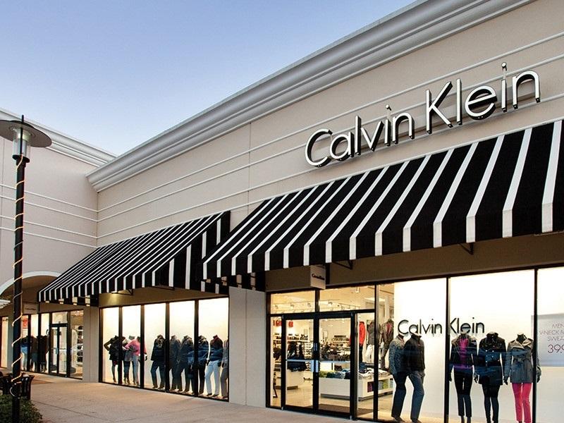 Calvin Klein no outlet The Lake Buena Vista Factory Stores em Orlando