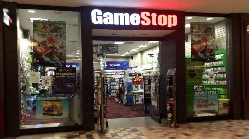 GameStop na Flórida
