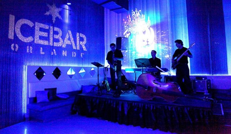 Icebar na International Drive em Orlando