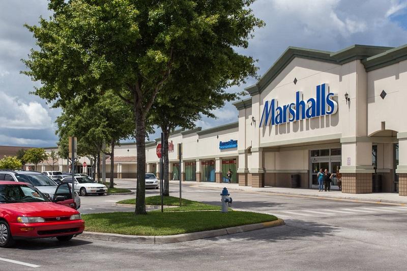 Marshalls no Millenia Plaza em Orlando
