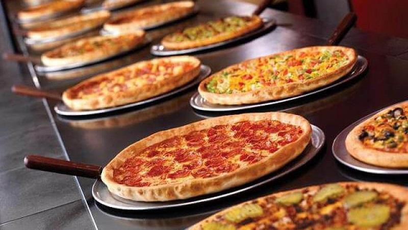 Bons lugares para comer pizza em Orlando