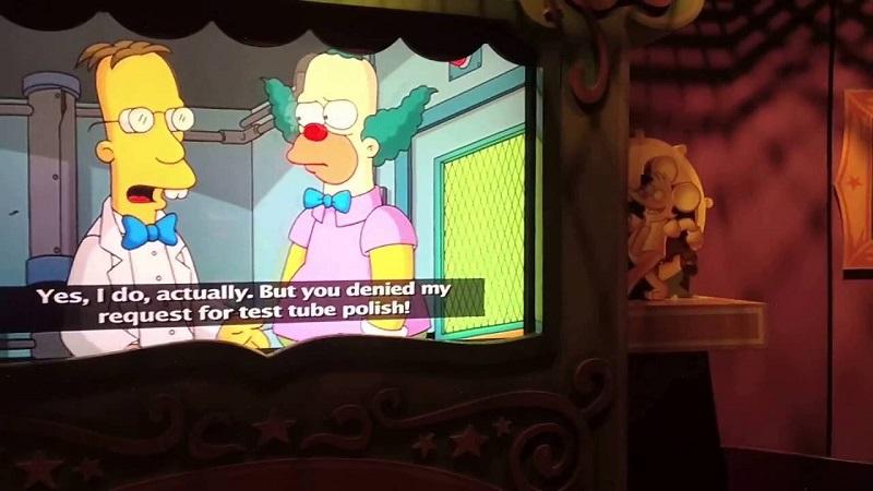 Desenho Simpsons