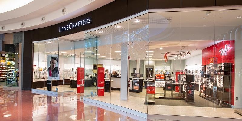 Comprar óculos na Lenscrafters em Orlando
