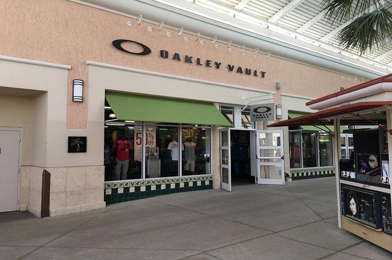 Comprar óculos na Oakley em Orlando