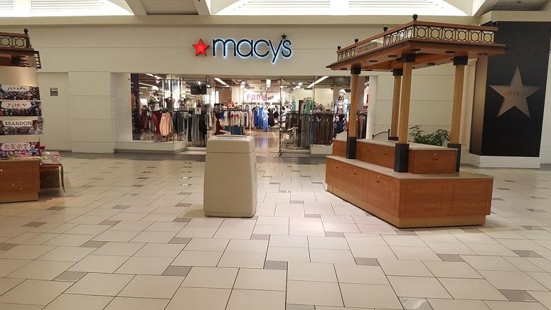Fachada da Macy's em Orlando
