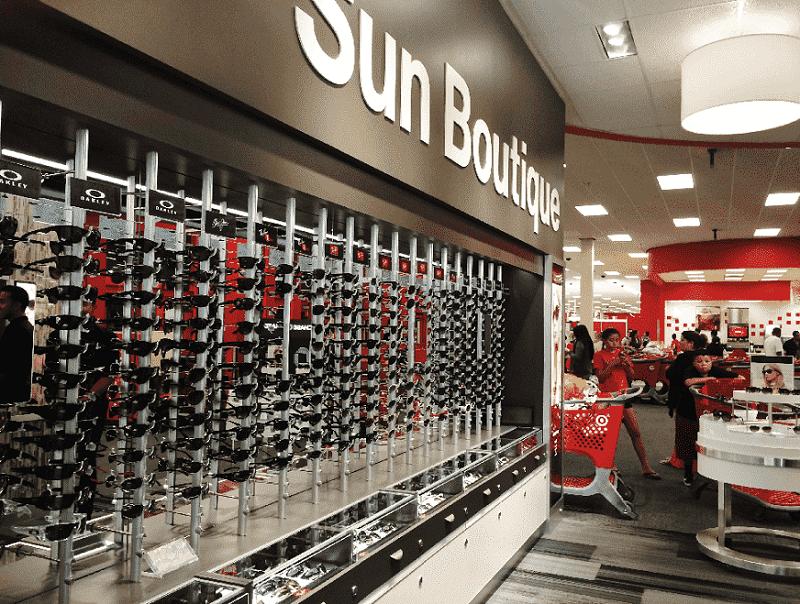 Comprar óculos nas lojas de departamento em Orlando